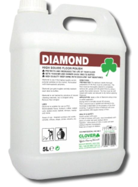 Diamond- Akrylová leštenka na podlahy 5l.