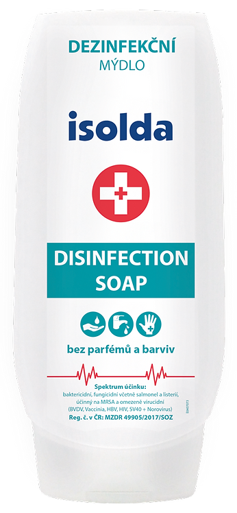 DISINFECTION SOAP CLICK&GO! 500 ML