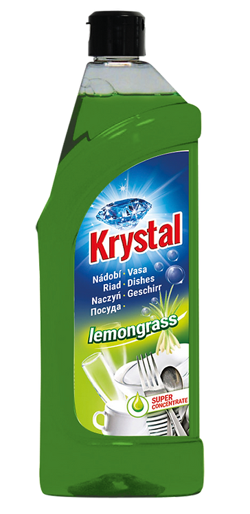 KRYSTAL RIAD LEMONGRASS
