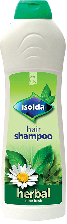 Isolda HERBAL vlasový šampón