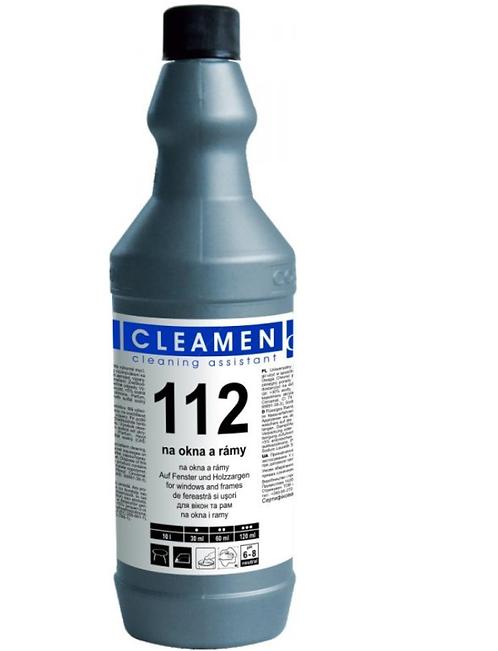 Cleamen 112 na okná a rámy 1l.