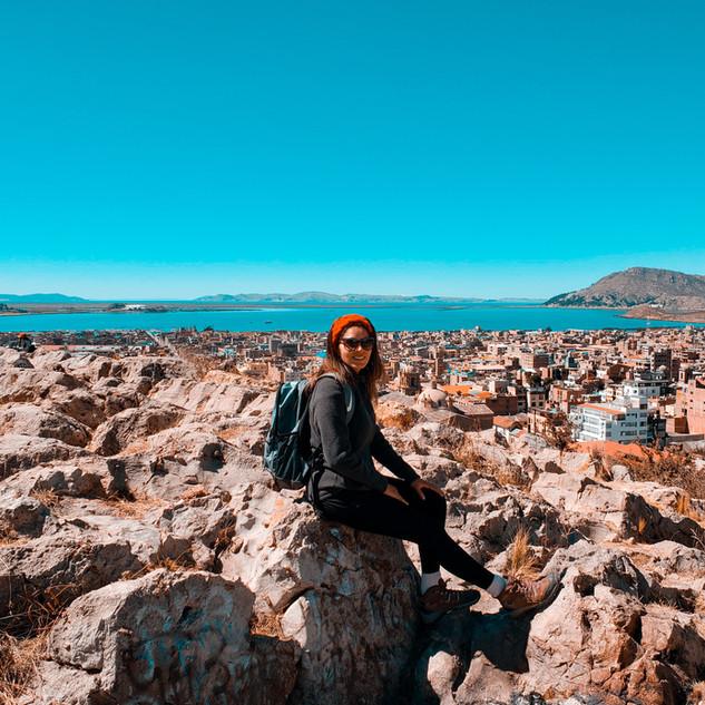 Mirador en Puno