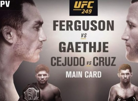 A Fight Card that lived up to the hype