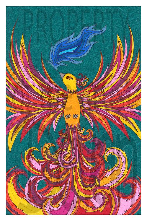 Firebird Print 11x17