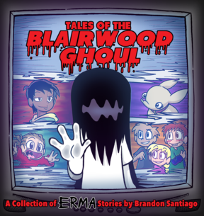 Tales of the Blairwood Ghoul: A Collection of Erma Stories