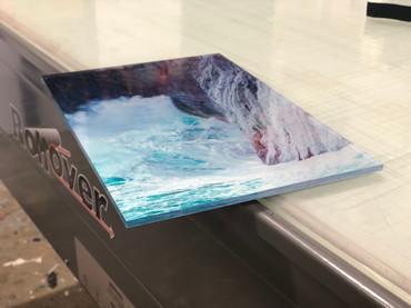 Acrylic Metal Print (Metallic Paper)