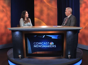 Jacquelyn Aluotto on Comcast Newsmakers