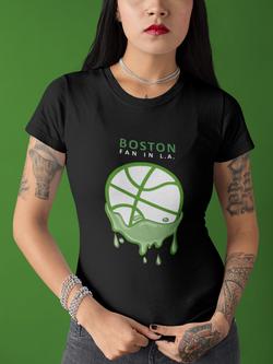 Boston Fan in LA Black