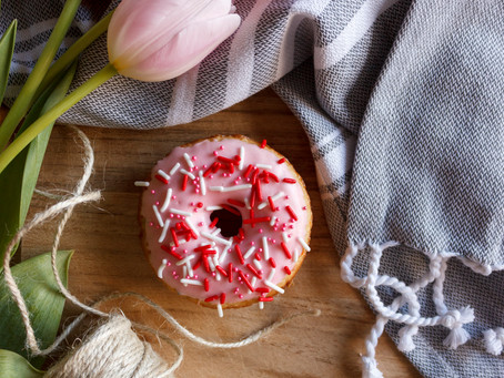 Easy Boxed Cake Donuts