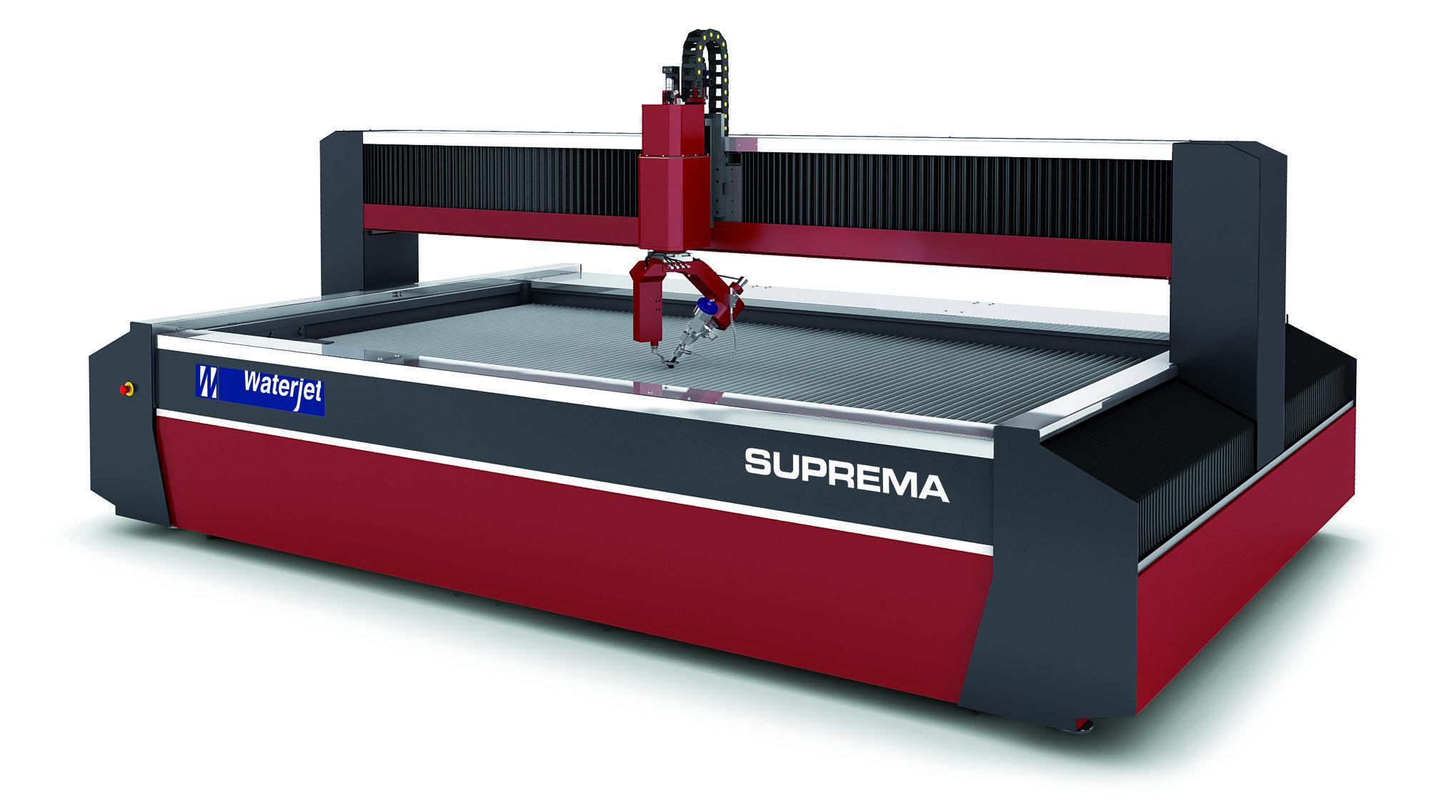 SUPREMA X5 NEW