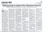 Myanmar Business Today - 10-16 March 2016