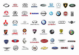 Car makers Logo's