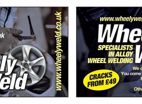 Wheely Weld, Alloy Wheel Repairs