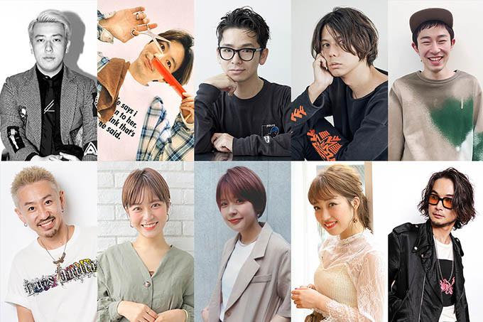 人気美容師10人の「今年の漢字」とは? 2019年の振り返り&2020年の抱負アンケート