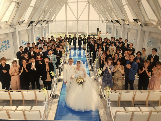 ALBUMの超エースNATSUMI、キャリア絶頂期に結婚! 美容師仲間に