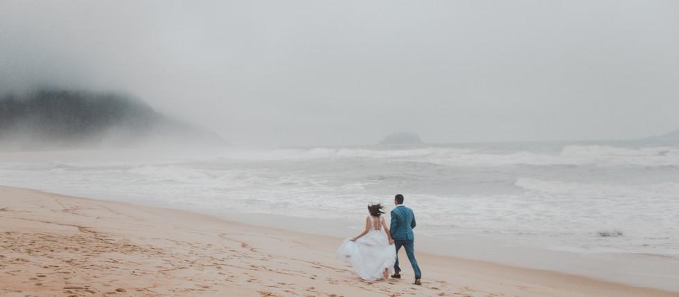 casamento erika + raphael | grumari beach garden - rj