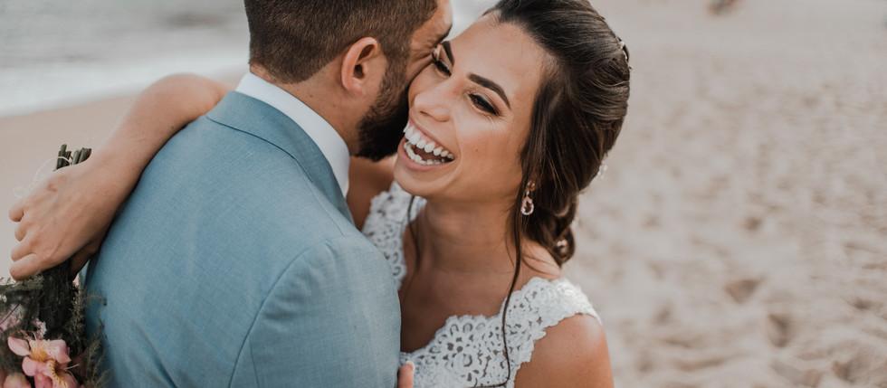 casamento juliana + pedro | grumari beach garden - rj