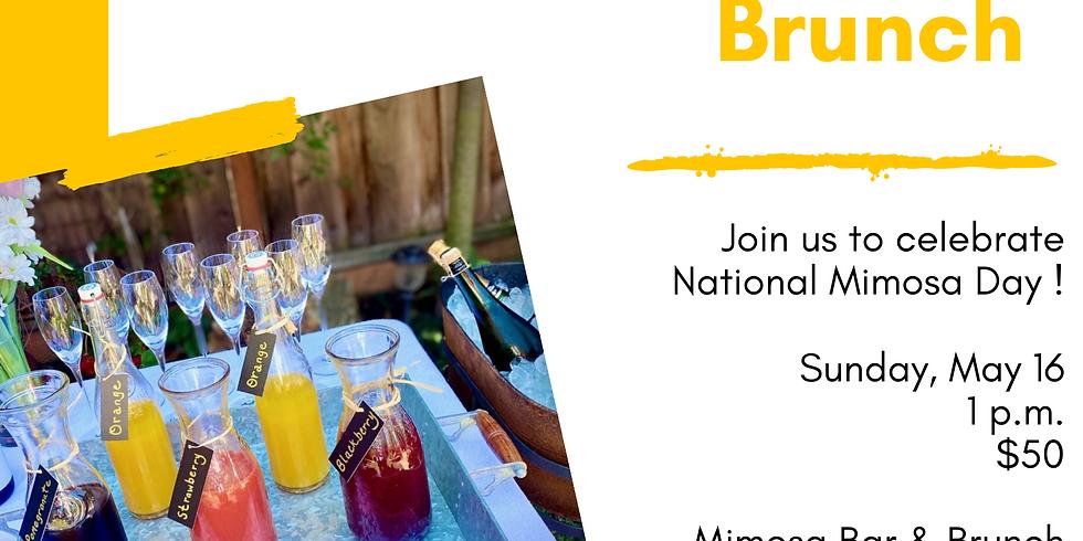 #SipBlack Mimosa Brunch