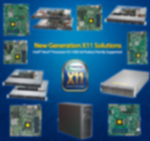 NCS International Supermicro X11 UP Solutions