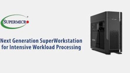 Supermicro 5014A-TT Threadripper