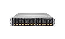 SYS 2028BT-HNR, 2U supermicro system, 4DP nodes, Dual socket