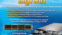Introducing Supermicro BigTwin