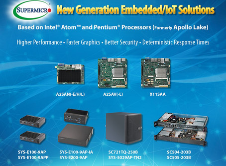 The latest and New Generation  Embedded - IoT Solutions