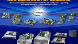 Supermicro New X11 Generation UP Solutions