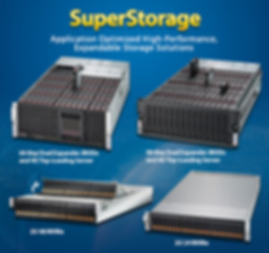 SuperStorage overview