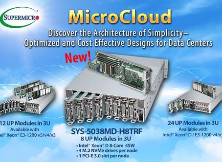Supermicro MicroCloud