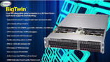 Supermicro BigTwin, Youtube film, showing the product