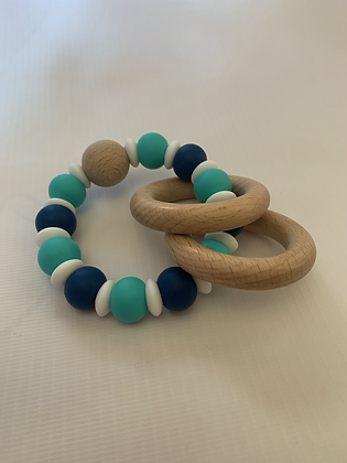 Forest Teething Ring