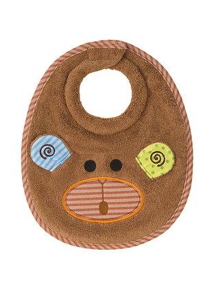 Max the Monkey - Feeding Bib
