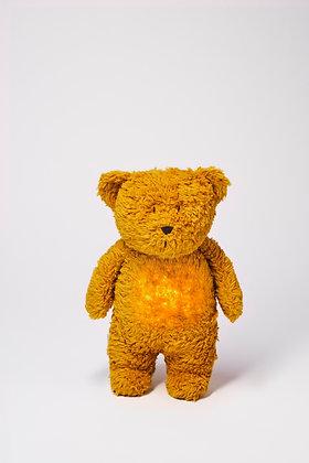 Moonie - Humming Friend Bear Nightlight - Ochre