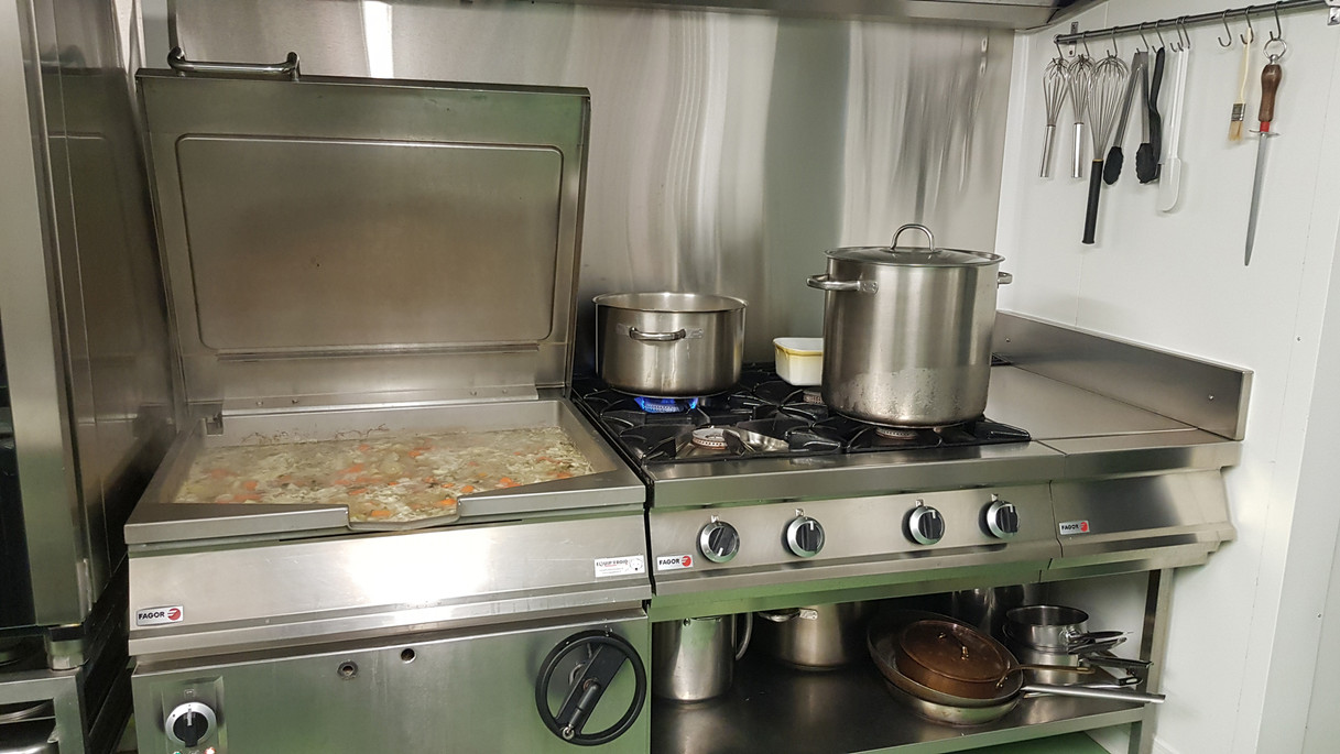 Cuisine d'Olivier