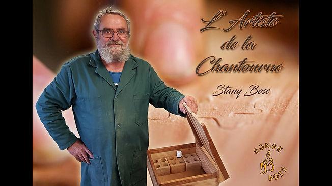 Présentation de l'atelier SONGE BOIS - Chantournage et Boissellerie en Limousin.