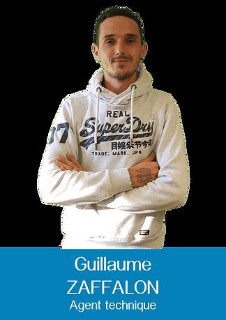 Guillaume ZAFFALON - Syndicat des eaux d