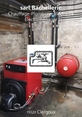 BACHELLERIE ELECTRICITE CHAUFFAGE PLOMBE