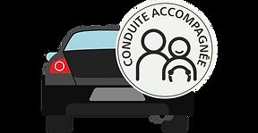 PERMIS AAC CONDUITE ACCOMPAGNEE AUTO MOT
