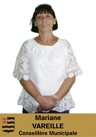 MARIANE VAREILLE CONSEILLERE MUNICIPALE DE SAINT MEXANT