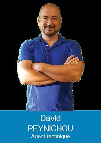 David PEYNICHOU - Syndicat des eaux du m