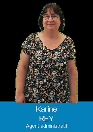 Karine REY - Syndicat des eaux du maumon