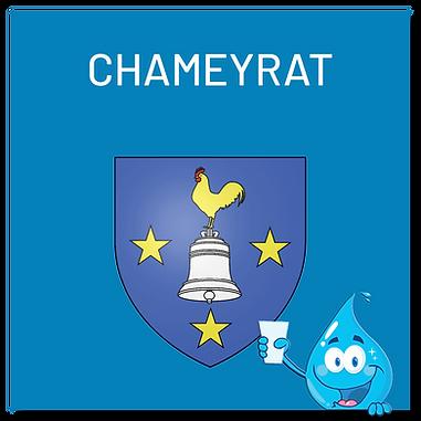 CHAMEYRAT COMMUNE ADHERENTE DU SYNDICAT DES EAUX DU MAUMONT