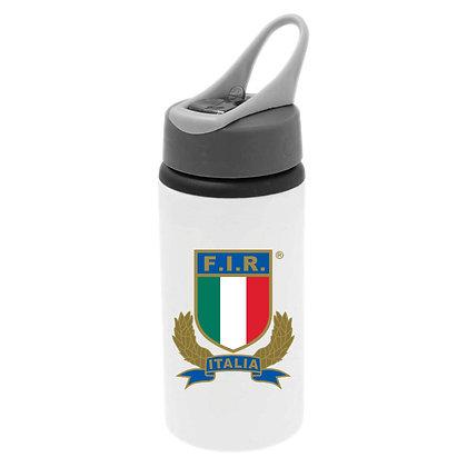 GOURDE ALUMINIUM 500 ML - 6 NATIONS -ITALIE