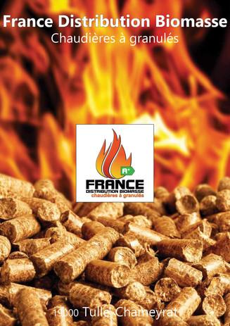 FRANCE DISTRIBUTION BIOMASSE CHAUDIERES