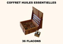 COFFRET 36 FLACONS