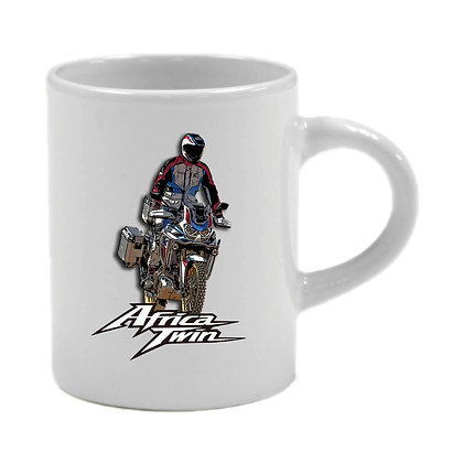 6 TASSES EXPRESSO - AFRICA TWIN CRF 1100 - ADVENTURE SPORTS
