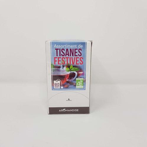 Tisanes Festives