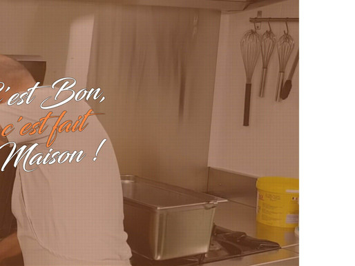 Les Repas Maison d'Olivier à Lagraulière - Nouveau site web