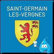 SAINT GERMAIN LES VERGNES COMMUNE ADHERENTE DU SYNDICAT DES EAUX DU MAUMONT